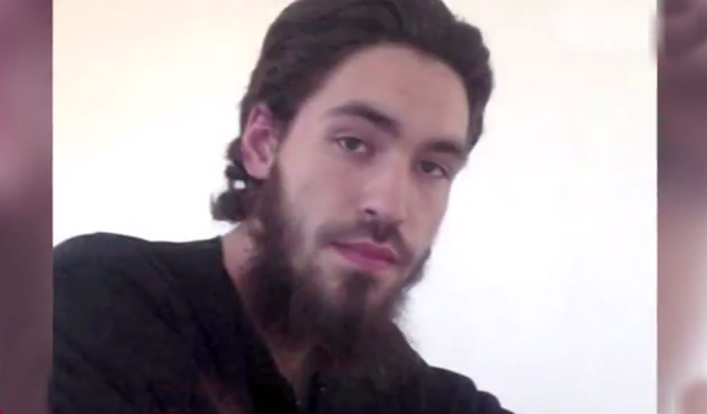 Damian Clairmont, a young Canadian who was radicalized and died fighting for ISIS in Syria