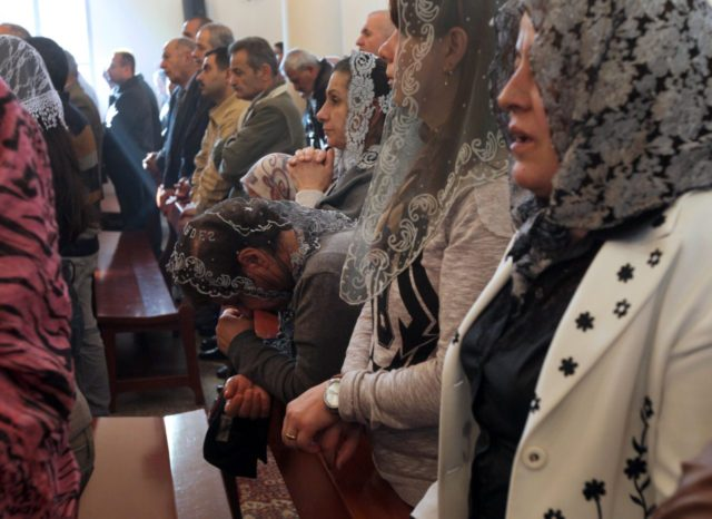 Christians Yazidis Fear Persecution From Jihadists As