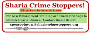Sharia Crime Stoppers Presentation in Ohio | The United West
