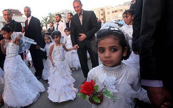 Girl brides