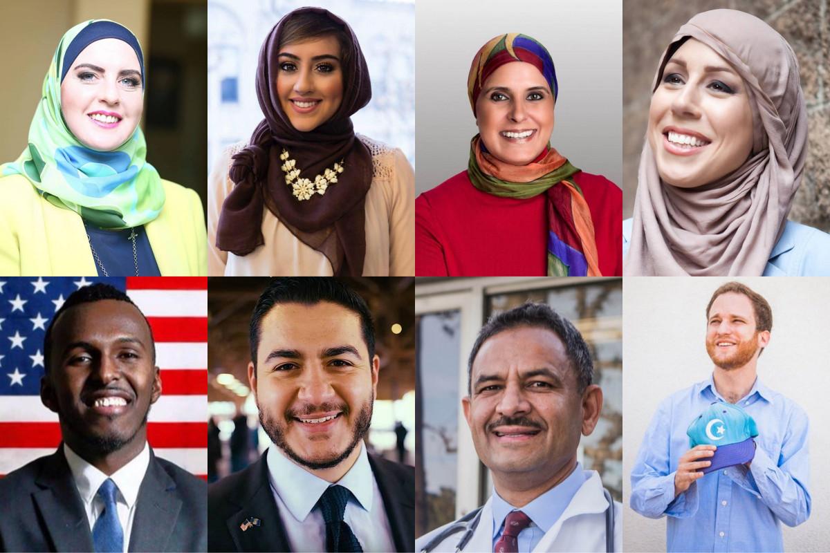 Αποτέλεσμα εικόνας για muslims candidates in american elections November