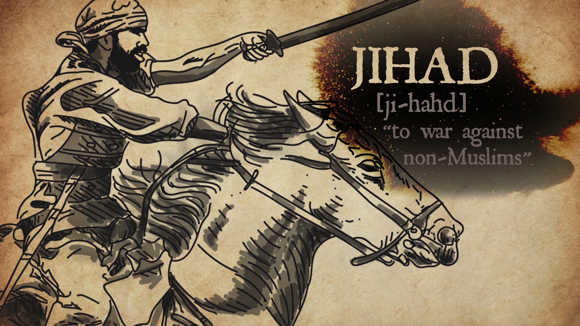 What is Jihad? Religious Wars. Islam 17
