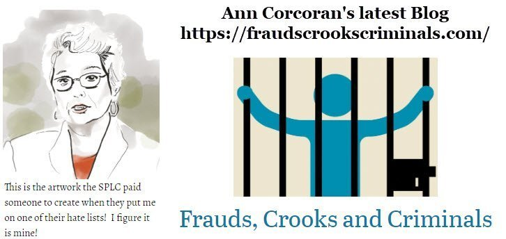 Scs Action Line Ann Corcoransharia Sanctioned Frauds Crooks And
