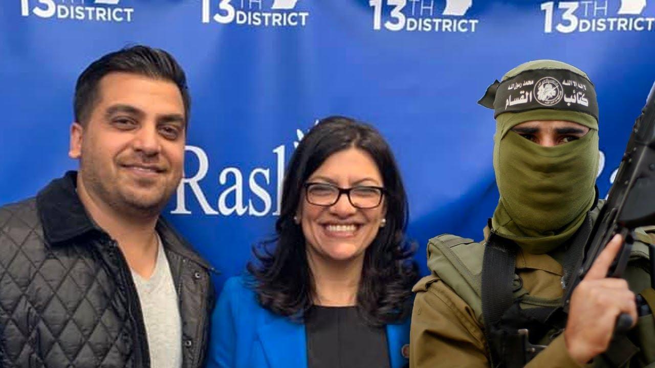 Image result for Rashida Tlaib's brother praises terrorists